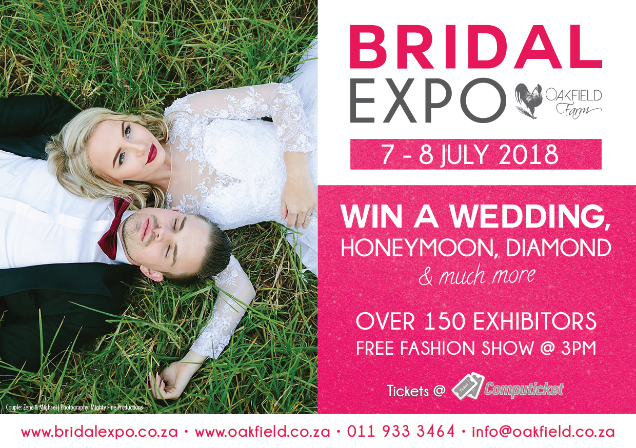 Oakfield Wedding Expo Details