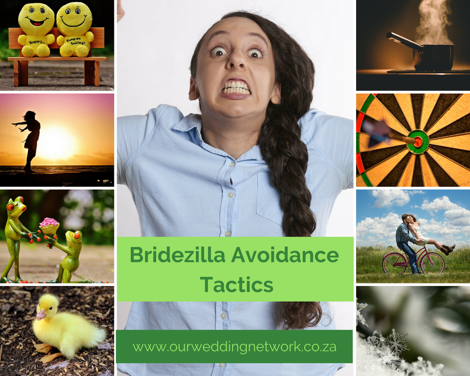 Our Wedding Network's Bridezilla Avoidance Tactics