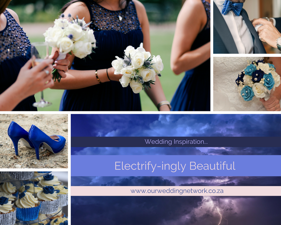 Wedding Inspiration-Electrify-ingly Beautiful